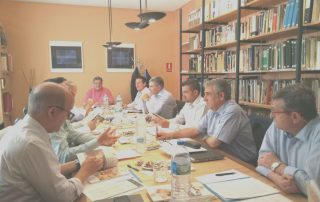 AEIM. Reunión de Junta Directiva. 9, Junio, 2017.