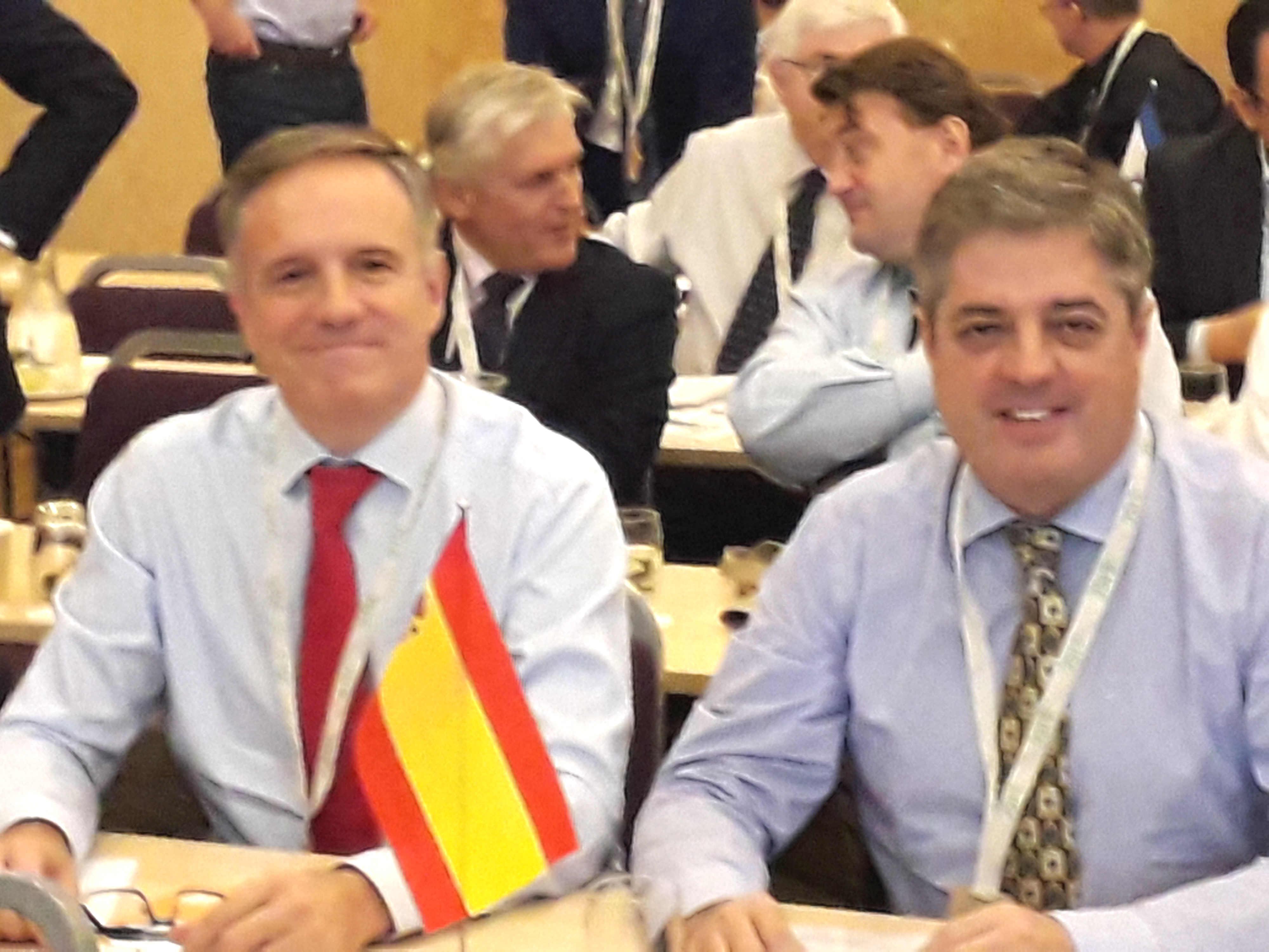Aeim particip en la 66 conferencia internacional de con feras se celebr en riga del 10 al 12 - Maderas alberch ...