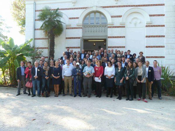 Conferencia STTC 2018. Participantes.