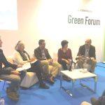 Presentacion en Green Forum