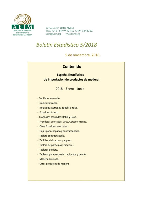 portada boletin estadistico 5. Rev.