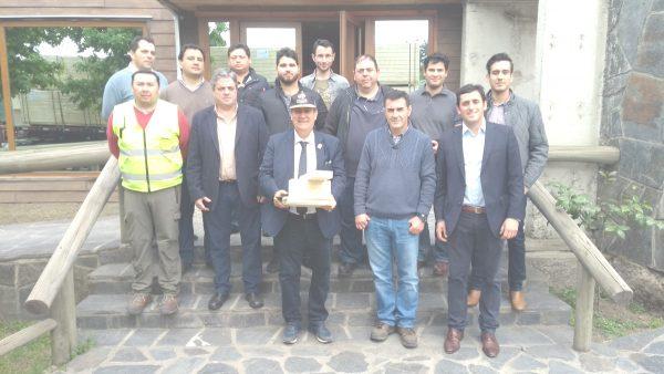 AEIM en Chile. 1