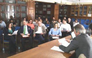 Asamblea Unemadera. 14, mar, 2019