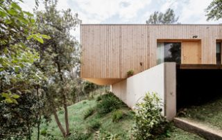 LLP House. Alentosa-Morell Arquitectes. Foto: Dezeen