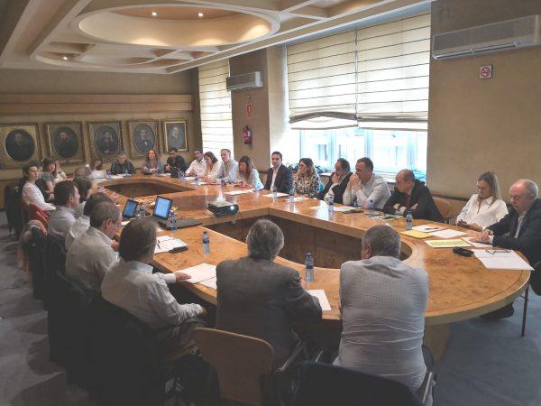AEIM en la Asamblea de Unemadera. 21, junio, 2019