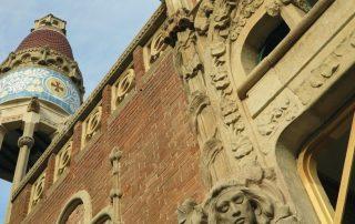 Edificio Sant Pau. Revisado