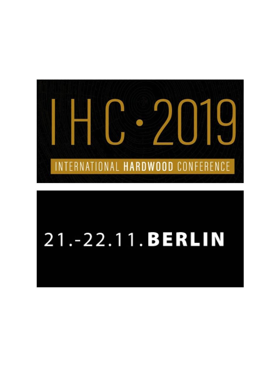 IHC 2019. Logo integrado y renovado