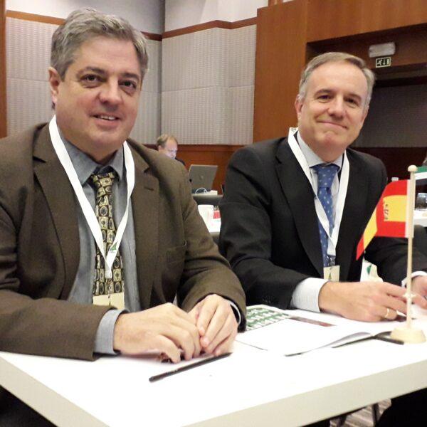 Carles Alberch y Alberto Romero en la ISC 2019
