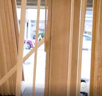 Reforma con carpintería de madera (1)