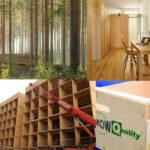 Productos y aplicaciones de madera