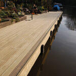 Canal Jetty. Copyright Manchester Deck Co-